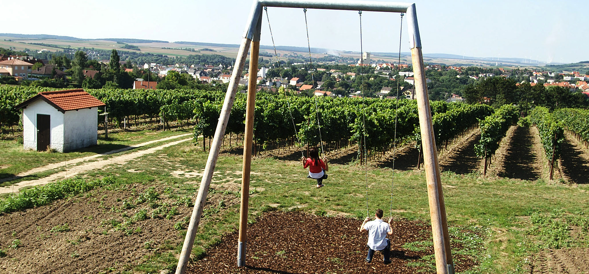 Dionysosweg © Foto: Stadtgemeinde Mistelbach