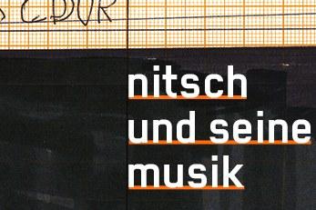"""""""nitsch und seine musik"""""""