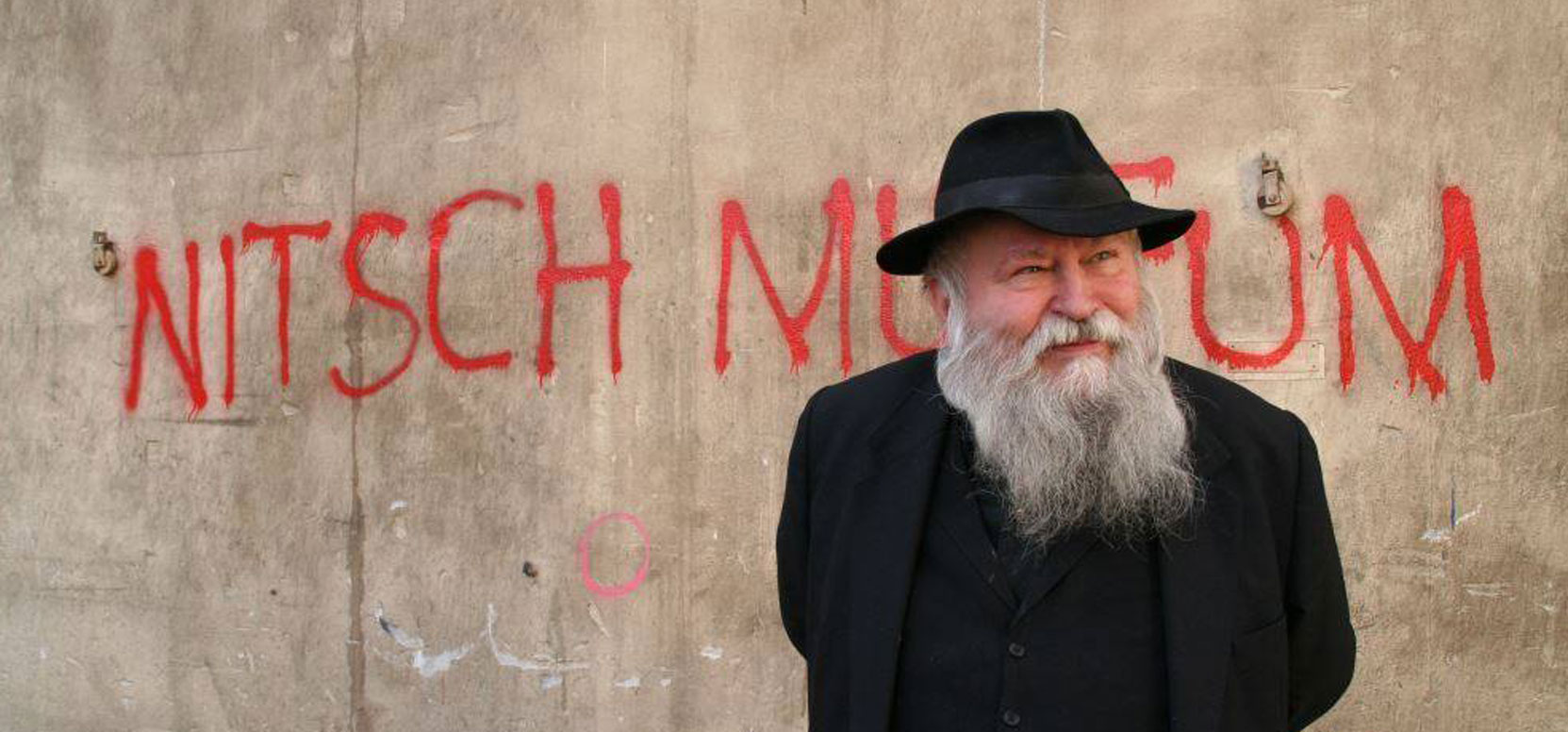 Hermann Nitsch © Heinz Cibulka