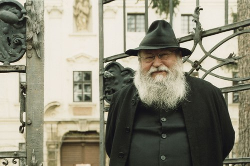 One day with Hermann Nitsch © Thomas Topf